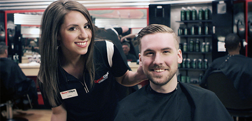 Sport Clips Haircuts of Montgomery Haircuts